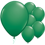 Green Balloons - 11'' Latex