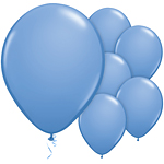 Periwinkle Blue Balloons - 11'' Latex