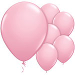 Pink Balloons - 11'' Latex