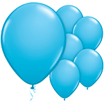 Robins Egg Blue Balloons - 11'' Latex