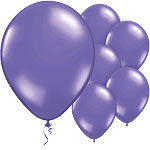 Royal Purple Balloons - 11'' Latex