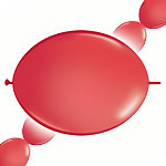 "Red Quicklink Balloons - 12"" Latex"