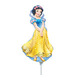 Snow White Balloon - 9'' Foil