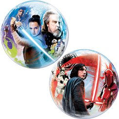 Star Wars: The Last Jedi Bubble Balloon - 22""
