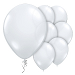 Diamond Clear Prolite Valved Balloons - 9