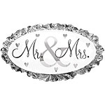Mr & Mrs Silver & White Supers