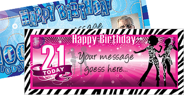 Adult Birthday Banners 53