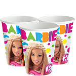 Barbie Cups - 266ml Paper Party Cups