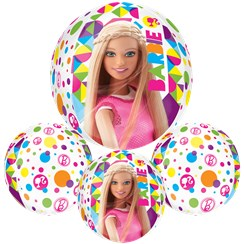 "Barbie Orbz Balloon - 16""-18"" Foil"
