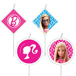 Barbie Sparkle Candles