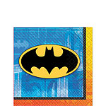 Batman Beverage Napkins - 2ply Paper