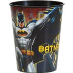 Batman Plastic Favour Cup