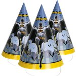 Batman Party Cone Hats