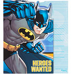 Batman Party Invitations