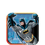 Batman Plates - 17cm Paper Party Plates