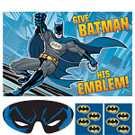 Batman Party Game - Pin the Bat Symbol