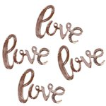 Beautiful Botanics Rose Gold 'Love' Confetti - 14g Bag
