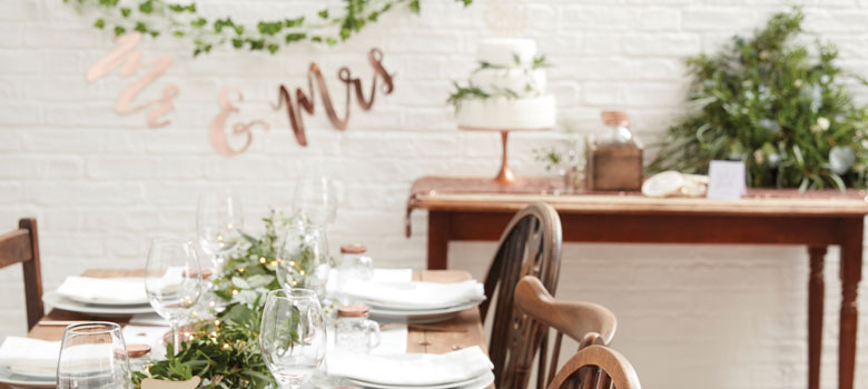 Beautiful Botanics Wedding Supplies