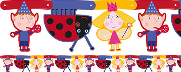Ben & Holly Bunting