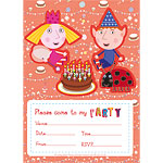Ben & Holly Invites - Paper Party Invitations