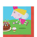 Ben & Holly Napkins - 2ply Paper
