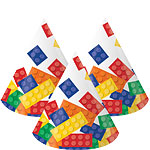 Block Party Children's Cone Hats
