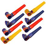 Jazzy Noisemaker Blowouts - Paper