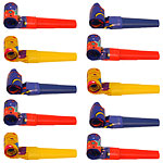 Jazzy Noisemaker Blowouts - Paper - Value Pack