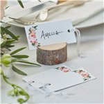 Boho Wedding Luggage Tags