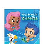 Bubble Guppies Beverage Napkins - 2ply Paper
