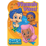 Bubble Guppies Party Thank You Cards