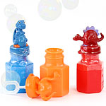 Dinosaur Party Bubbles - 17ml