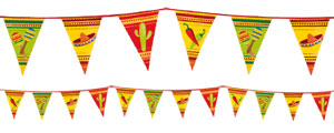 Fiesta Bunting - 6m Mexican Decoration
