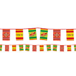 Fiesta Paper Bunting - 10m Mexican Decoration
