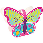 Butterfly Sparkle Party Box - 20cm long