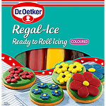Dr. Oetker Ready to Roll Icing Pack - Primary Colours