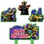 Ninja Turtles Candles