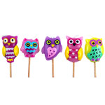 Owl Pal Pick Candles