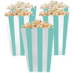 Robins Egg Blue Popcorn Boxes - 13cm