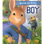 Peter Rabbit 'Birthday Boy' Activity Birthday Card