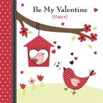 Be My Valentine - Personalised Card