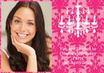 Birthday Party - Personalised Photo Invites