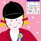 Horse Riding Party - Personalised Invites