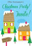 Christmas Party - Personalised Invites
