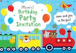 Train - Personalised Invites - Personalised Invites