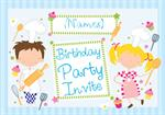 Little Cooks - Personalised Invites