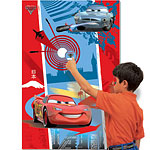 Disney Cars Pin the Target Party Game