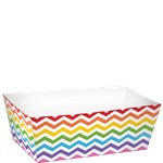 Rectangle Rainbow Trays