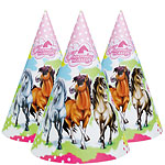 Charming Horses Party Hats