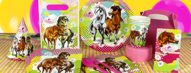 Charming Horses Party Supplies